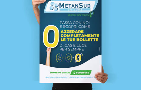 Metansud Gas e Luce